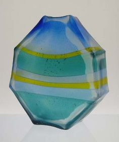 Takeshi Sano Octagon Blue (polyphony)