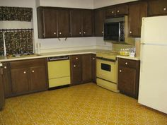 1960's & 1970's kitchen appliances | 1970s kitchen Phoenix homes Design Through the Decades