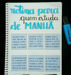 63 ideas memes 2019 portugues for 2019 Bullet Journal School, Bullet Journal Ideas Pages, Lettering Tutorial, Study Techniques, Study Organization, Stabilo Boss, School Study Tips, Study Planner, Study Space