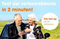 Verkeerstest - Hoe is het met uw verkeerskennis? - http://www.oktip.nl/hoe-is-verkeerskennis/ -Verkeerstest VVN frist verkeerskennis op Weet u de antwoorden op alle vragen uit de verkeerstest? Kent u nog wel alle borden en verkeersregels? Veertig procent (40%) van de verkeersregels in de afgelopen vijftien jaar al aangepast. Verkeersregels worden constant aangepast. Telkens een klein ...