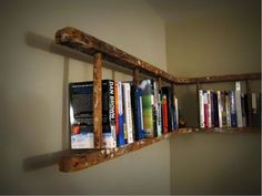 Upcycling Project: Wood Bookshelf