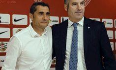 """Ernesto Valverde: """"No tengo ningún compromiso con ningún equipo"""""""