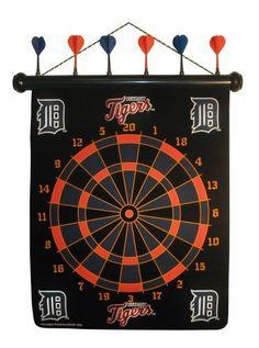 MLB Detroit Tigers Dart Board by Rico, http://www.amazon.com/dp/B002V2N1UQ/ref=cm_sw_r_pi_dp_COsdrb1S889G3