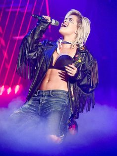 Star Tracks: Monday, June 29, 2015 | ROCKER CHICK | Rita Ora commands the stage during her Thursday visit to The Graham Norton Show in London.
