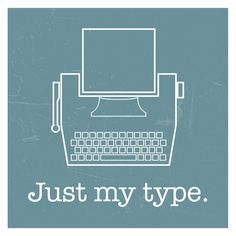 Puns and typewriter jokes are the key to social media. ;)