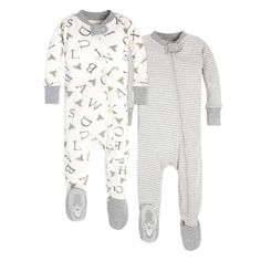 NWT Carter/'s Cotton Sleep And Play Footed One Piece Pajama Daddy/'s MVP 9M Snaps