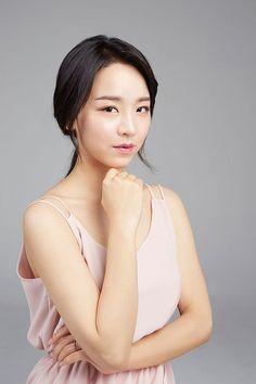배우 신혜선 프로필 촬영,Korea Celebrity Portrait