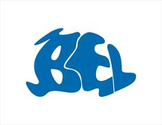 """Logo design for the company of mineral water with the name of """"BEL"""""""