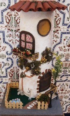 teja decorada Artesania y Manualidades Mariana