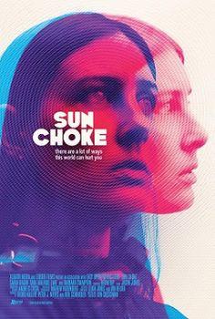 TERROR EN EL CINE. : SUN CHOKE. (TRAILER 2016)