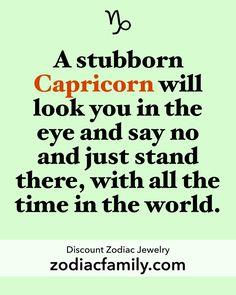 Capricorn Facts | Capricorn Nation