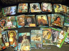 Daily Inspiration Deck (2nd half finished)   Flickr - Photo Sharing!