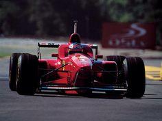 Michael Schumacher - Ferrari F310 - 1996