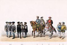 Reinier van Wijhe, viscount and judge in Nijmegen - State-entry of Emperor Charles V. into Nijmegen
