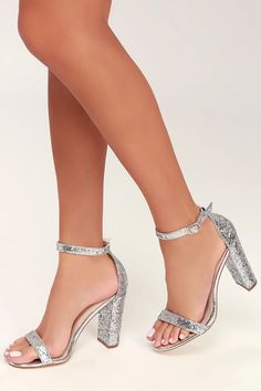 6ef02f46b4cb 16 Best Silver Heels Wedding images