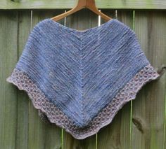 Knit a Lightweight Shawl for Spring