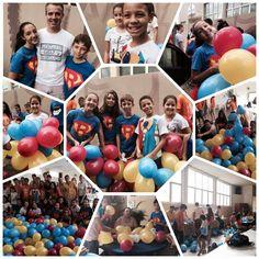 SOCIAIS CULTURAIS E ETC.  BOANERGES GONÇALVES: Dia do Abraço - Interact Indaiatuba e Rota Kids In...