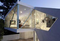 Sapphire Gallery | XTEN Architecture | California  via : ArchDaily