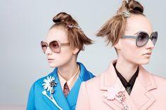 Prada Fall/Winter 2015/16 by Steven Meisel | The Fashionography