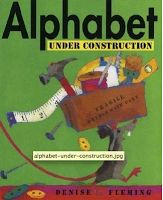 Literacy+and+Laughter+-+Celebrating+Kindergarten+children+and+the+books+they+love:+Alphabet+Under+Construction+Collage