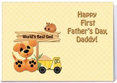 Father's Day Cards For Dads To Be