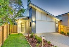 Image result for narrow frontage homes designs