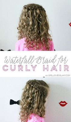 Waterfall Braid for