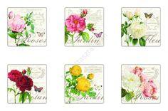 Vásárlás: R2S Nuova R2S poháralátét, virágos Tányéralátét, poháralátét árak összehasonlítása, Nuova R 2 S poháralátét virágos boltok