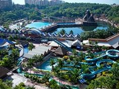 Sunway Lagoon theme park Excursions in Kuala Lumpur