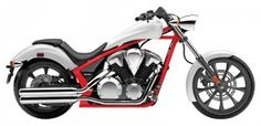 2014 Honda Fury. Click to read more about the bike at RiderMagazine.com