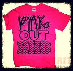 Pink out RHS by TheSpiritOutfitters on Etsy, $12.00
