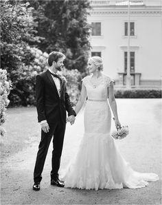 Wedding portraits #portraits #bridalportrait #oudoor #wedding #helsingborg #bw #vikingsbergsparken #portraits #bride #groom #elegant #ögonblick #lifestyle #realwedding #romantic #brideandgroom #wedding #swedishwedding #photographer #naturallight #porträtt #kullafoto #annalauridsen #bröllop #bröllopsfotograf #bryllup #bryllupsfotograf Bröllop Helsingborg Skåne [Photo by Anna Lauridsen Kullafoto]