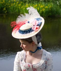 Wonderful 18th century hat references and how-to's.