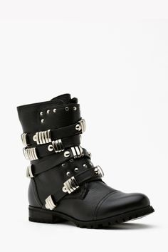 Mean Streets Moto Boot