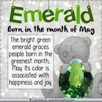 Emerald attributes