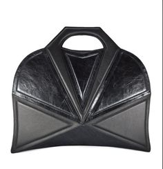 Helen Tote Handbag Black von RIARTFASHION auf Etsy