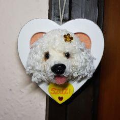 Dog Pom-pom dog Handcraft