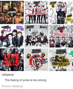 5sos have come so far and accomplished so much. Proud is an understatement  #SoundsGoodFeelsGood