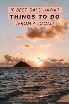 The 10 best Oahu Hawaii things to do, from a local. Oahu itinerary, Oahu Hawaii things to do in, Oahu Hawaii secrets, Oahu hikes, Oahu things to see, Oahu things to do North Shore, Oahu things to do map. #oahu #hawaii #honolulu #itinerary #waikiki #travel #tripideas Hawaii Vacation, Hawaii Travel, Oahu Things To Do, North Shore Oahu, Hawaii Usa, Waikiki Beach, Best Hikes, Adventure Travel, Frases