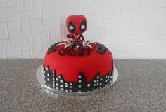 Deadpool for cobi's 10th birthday…….