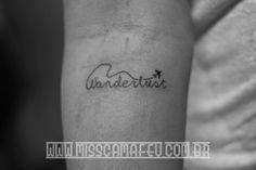 Miss Camafeu Tattoo e Arts: Tattoo Wanderlust