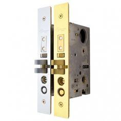 Premium Grade Entry Mortise Lock