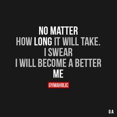 No Matter How Long It Will Take