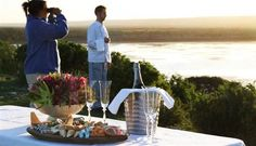 Dining by the Sea - De Hoop Nature Reserve