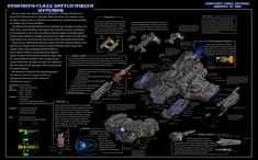Anatomy of War: Battlecruiser Cross Section by Jinshin on DeviantArt