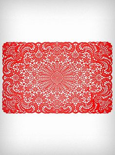 PLACEMATS! could be holiday, could be regular old adorable... love love loooove
