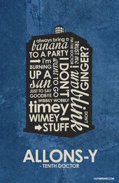 Tardis Dr. Who Inspired Quote Poster by OutNerdMe on Etsy Doctor Who Art, Doctor Who Quotes, 10th Doctor, Die Tardis, Tardis Dr Who, Doctor Who Wallpaper, Tardis Wallpaper, Serie Doctor, Super Quotes