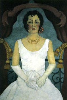 Portrait of Lupe Marín by Frida Kahlo, ca. 1929