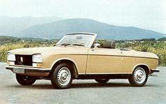 Peugeot 304 S Cabriolet - 1974
