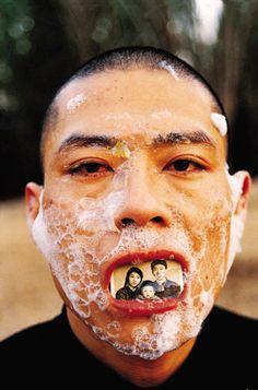 Zhang Huan, Foam